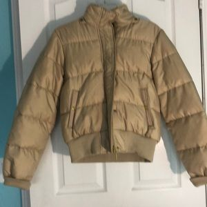 EUC SouthPole coat jr large has detachable hood